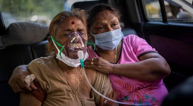 ভারতে একদিনে আবারও ৪ হাজার মৃত্যু